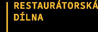 Restaurátorská dílna